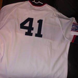 Mitchell and Ness Chicago White Sox  Jersey Sz 4xl